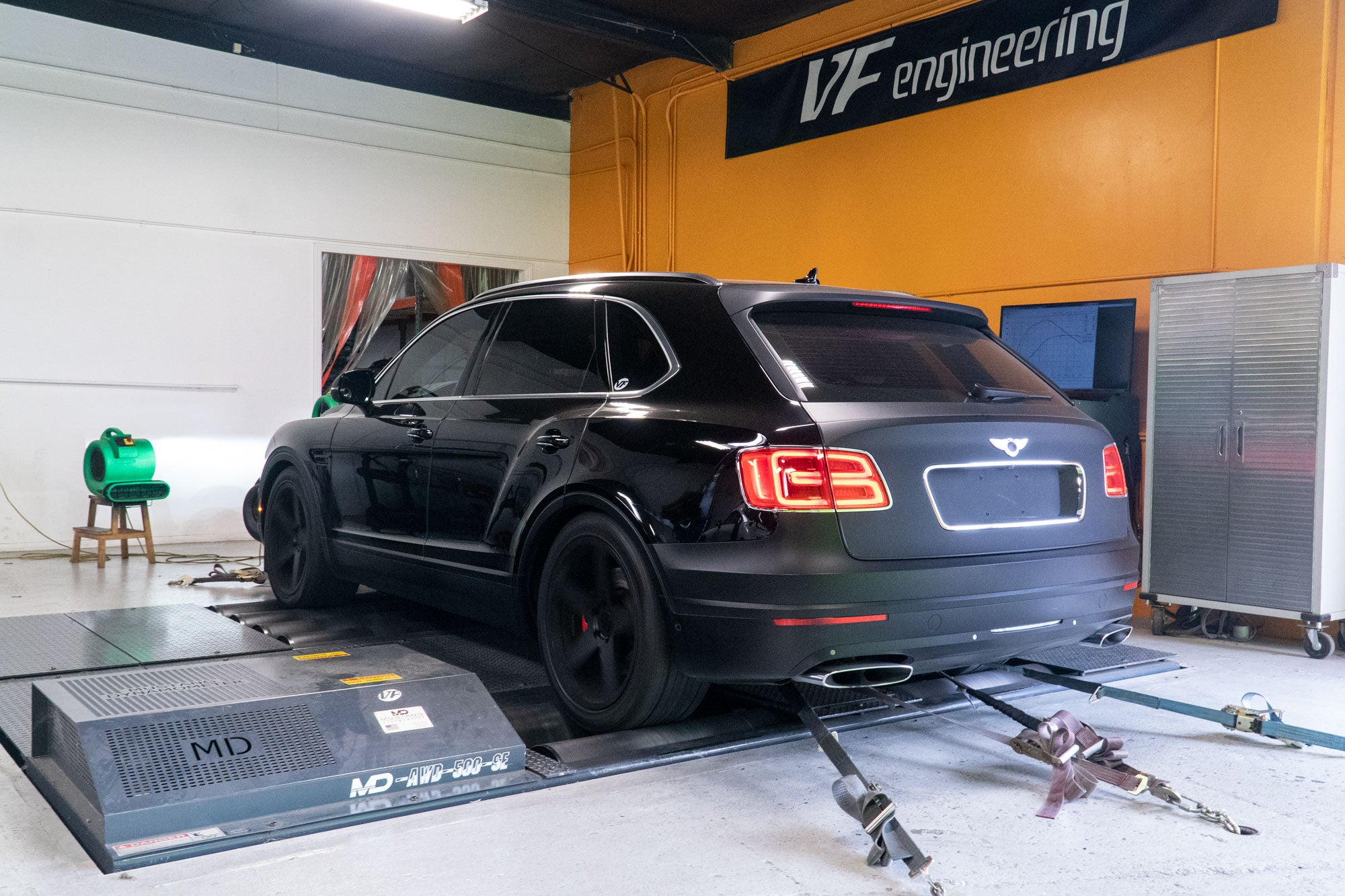 Bentley Bentayga ECU Tuning Software