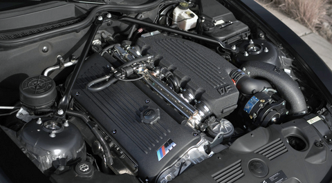 BMW (E85) Z4M VF570 Supercharger  (2006-2008)