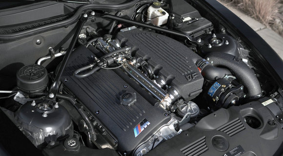 BMW Supercharger M Performance
