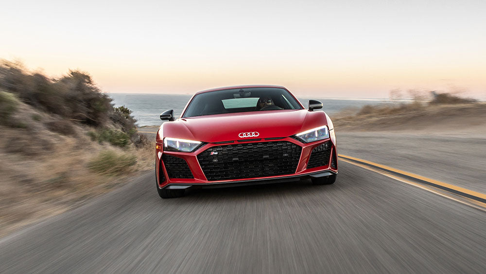 Audi R8 V10 Performance ECU Tuning Software (2020+)