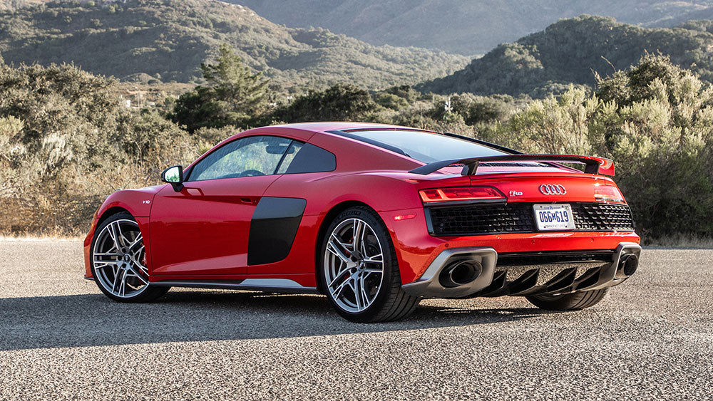 Audi R8 V10 (2020+) ECU Tuning Software