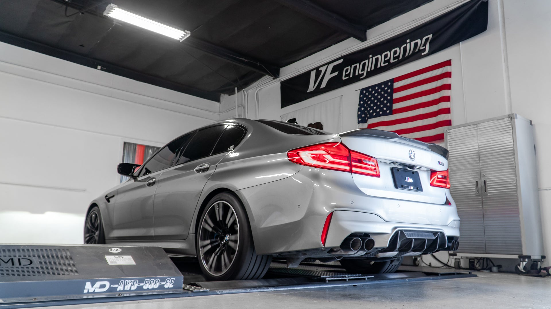 BMW (F90) M5 ECU TUNING SOFTWARE (2017+)