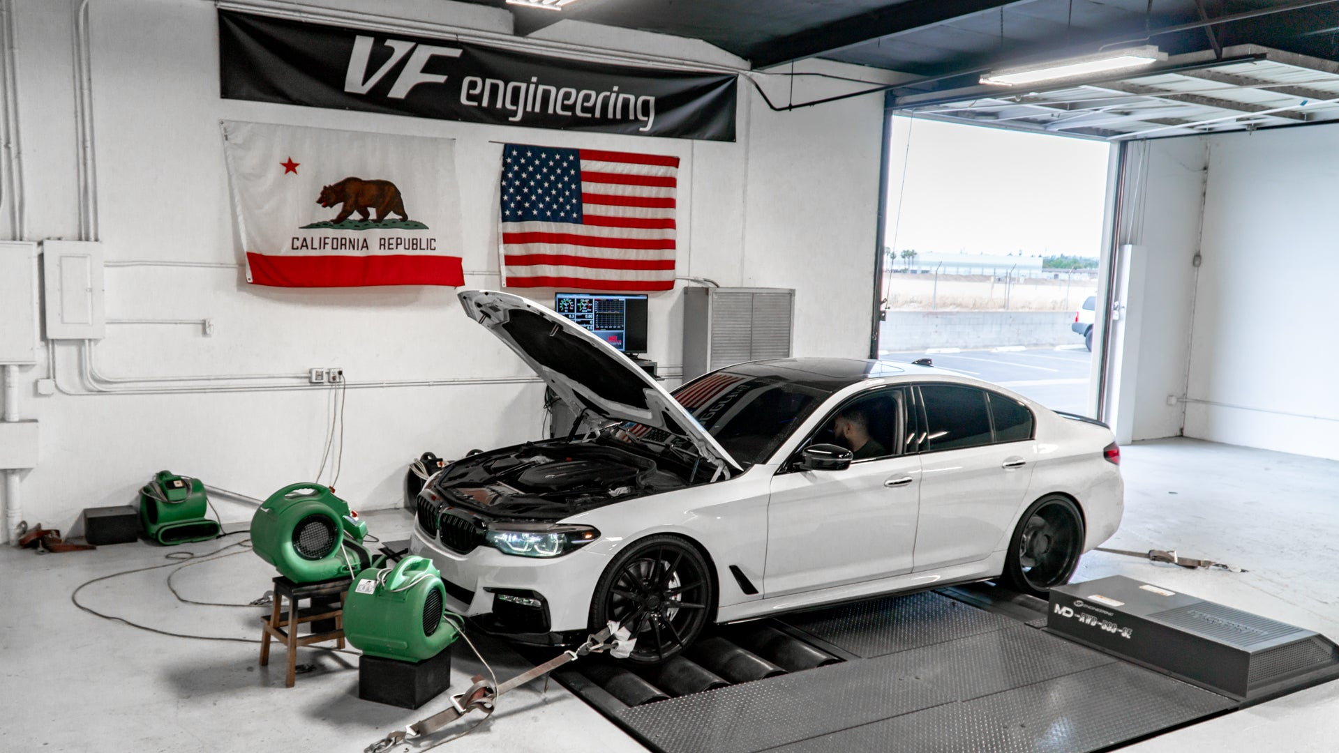 BMW (G30) 540i ECU TUNING SOFTWARE (2017+)