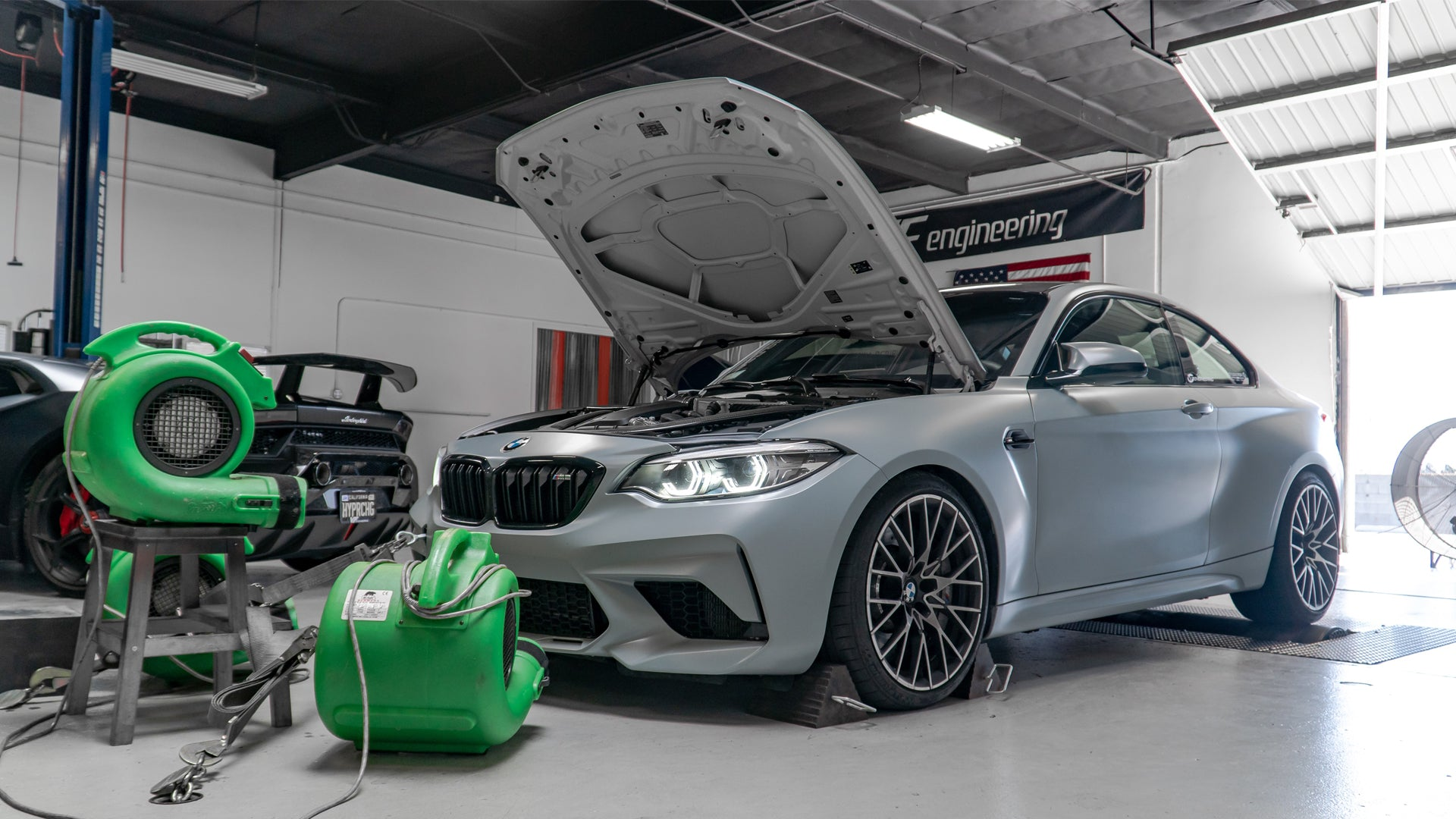 BMW (F87) M2 Competition ECU Software