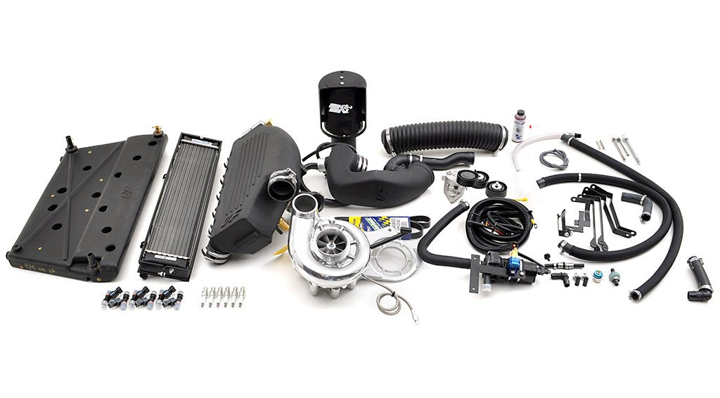 Copy of BMW (E46) M3 Supercharger (2001-2006)