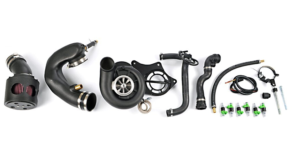 BMW (E85) Z4 Supercharger System - ('03-'06)