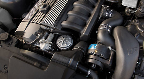 BMW (E37) Z3M Supercharger System