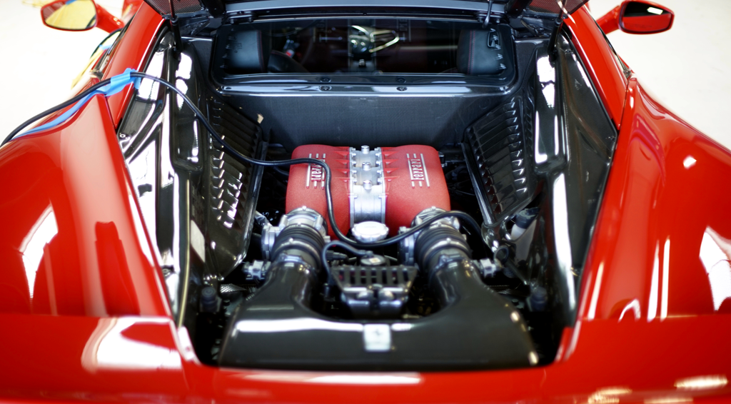 Ferrari 458 ECU Tuning Software (2010-2015)