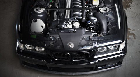 BMW (E36) M3 Supercharger System