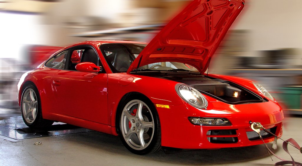Porsche 911 Carerra 997.1 Supercharger ('05-'08)
