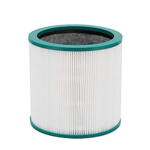 HEPA Filter Replacement Compatible with Dyson Pure Cool Link Dyson Tower Purifier TP02 TP03 AM09 AM11, Compares to Part # 968126-03-Volca Spares