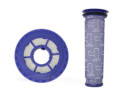 Filter Replacement Compatible with Dyson DC41, DC65, DC66 Animal, Multi Floor and Ball Vacuums, OEM Part # 920769-01 & 920640-01-Volca Spares