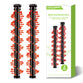 2Pack Style 1934 Area Rug Brush Roll for Bissell CrossWave Vacuums, OEM Part # 1608017 & 160-8017