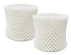 2 Pack Humidifier Wicking Filter C Compatible with Honeywell HC-888, HC-888N