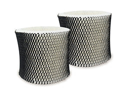 2 Pack Humidifier Filter B Compatible with Holmes Humidifer, Compares to HWF64