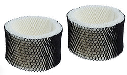 2 Pack Humidifier Filter Compatible with Holmes, Filter A Compares to HWF62 & HWF62CS