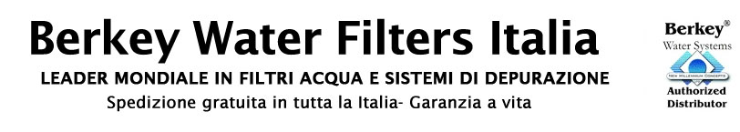 Berkey Waterfilters Italy