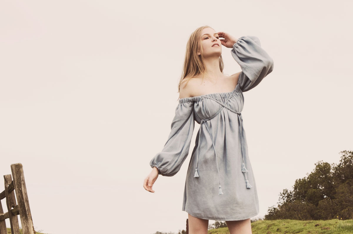 Alyssa Nicole Spring 2016 Serenity Lookbook