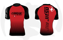 Load image into Gallery viewer, 3.0 Rashguard Red