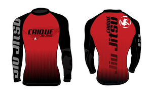 3.0 Rashguard Red