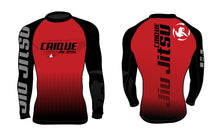 Load image into Gallery viewer, Youth 3.0 Rashguard Red
