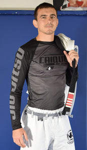 Youth 3.0 Rashguard Grey
