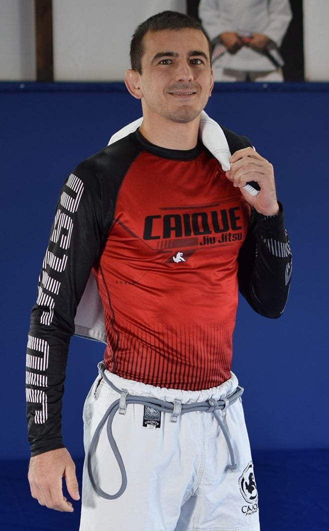 Youth 3.0 Rashguard Red