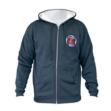 Load image into Gallery viewer, Sherpa Fleece Zip-Up - 2XL and 3XL ON SALE!