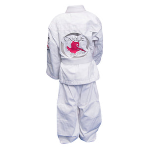 Youth Premium Gi Pink
