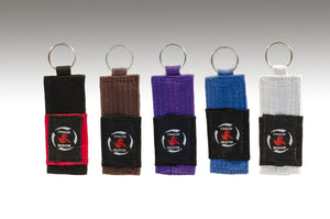 Belt Rank Keychains