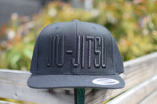 "Load image into Gallery viewer, ""JIU-JITSU"" Snapback Hat"