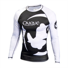 Load image into Gallery viewer, Rashguard 2.0 White