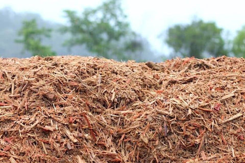 hardwood mulch sunshine coast