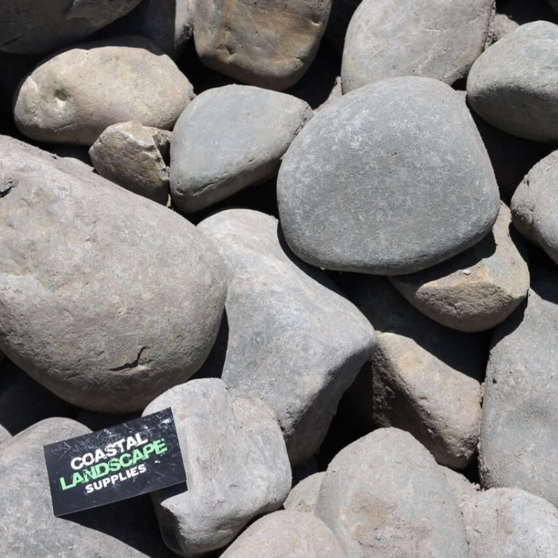 Pebbles Blue River Stone 150-300mm