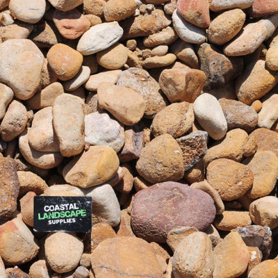 Pebble Sandstone Tumbled 50-150mm