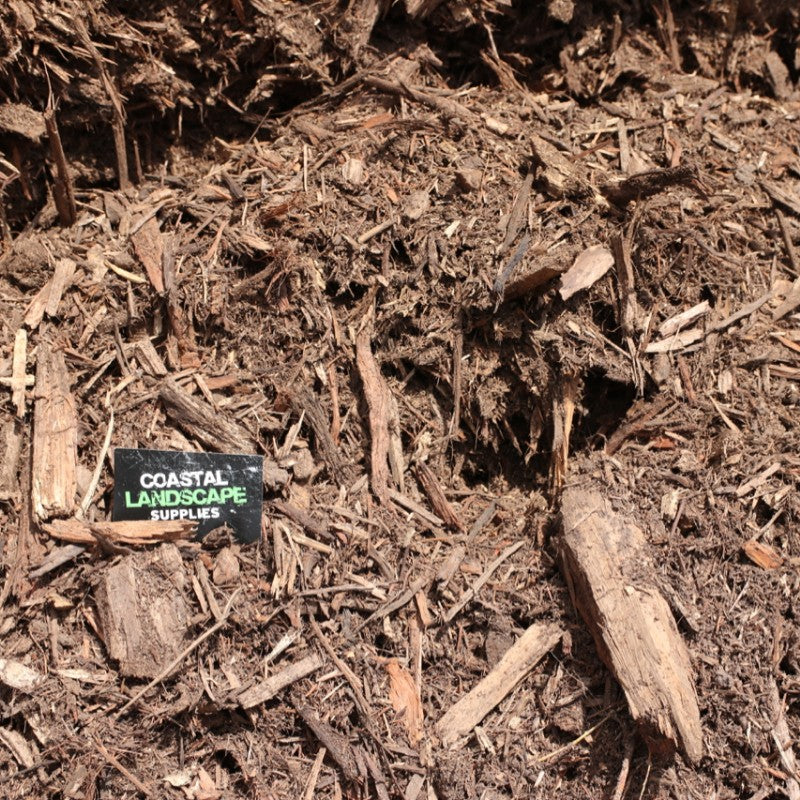 Bark/Mulch Tubground Timber  Mulch