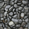 Kashmiri Pebble Polished Black