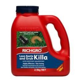 Richgro Lawn Beetle and Bug Killa 2.5kg