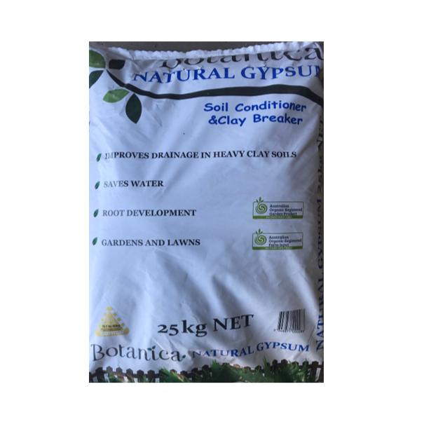 Bag Gypsum Clay Breaker 25Kg