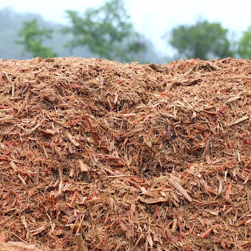 Bark/Mulch Hardwood Mulch