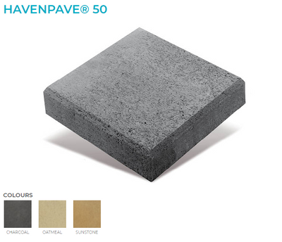 Paver Havenpave 200x200x50mm
