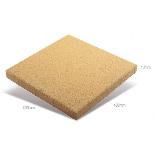 Paver Quadro H40mm Smooth Paver 400x400x40