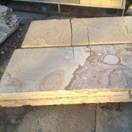 Sandstone Slabs Sawn - 40mm