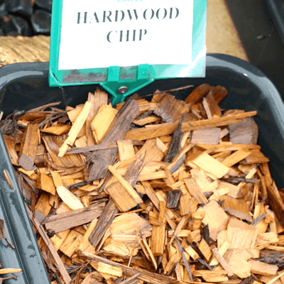 Bark/Mulch Hardwood Chip