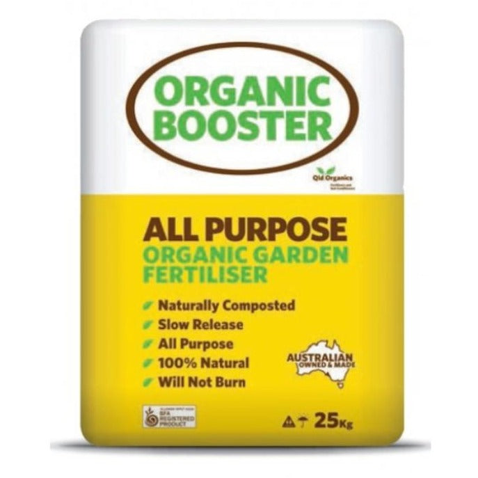 Bag Organic Booster Pellets 25kg