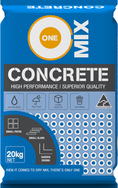 Bag Easy Mix Concrete 20kg