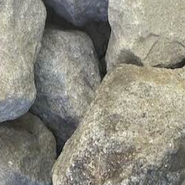 Rock 200mm Grey Spalls
