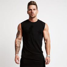Load image into Gallery viewer, Muscleguy Brand Sleeveless Bodybuilding Sportswear