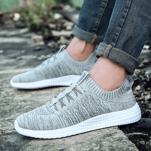 Men's Sneakers Male Casual Workout Socks Shoes