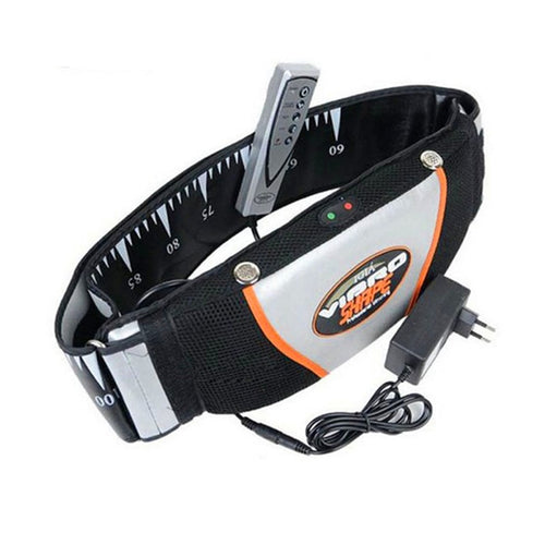 Sauna Heating Vibration Massage Slimming Belt Massager To Loose Weight Fat Burning Relax Waist Belt Health Care Equipment